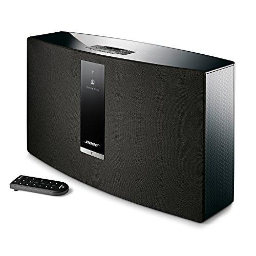 Bose SoundTouch 30 Serie III - Sistema de música inalámbrico, color negro