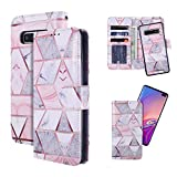QLTYPRI for Samsung Galaxy S10 Case, Premium PU Leather