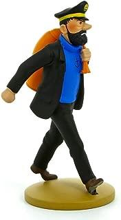 Moulinsart Collection Figurine Tintin Haddock On The Way 42188 (2017)