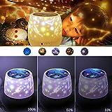 Immagine 2 lampada proiettore stelle luce notturna