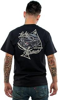 Lucky 13 Men's Ace of Spades T-Shirt