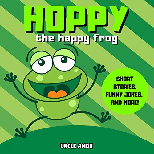 Hoppy the Happy Frog audiobook cover art