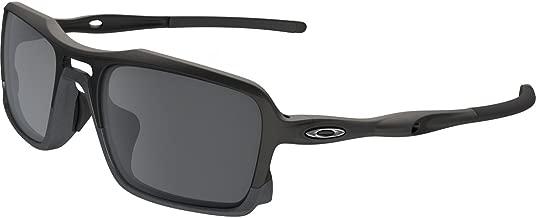 Oakley Men's Triggerman OO9266 Non-Polarized Rectangular Sunglasses