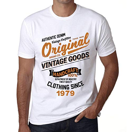 Camiseta 1979 Hombre marca Ultrabasic