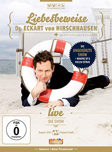 Eckart von Hirschhausen - Liebesbeweise live [2 DVDs]