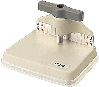 プラス パンチ 1穴 ドリルパンチ PU-100DR 30-406