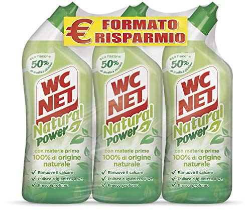 Wc Net Natural 700X3 - 2100Ml