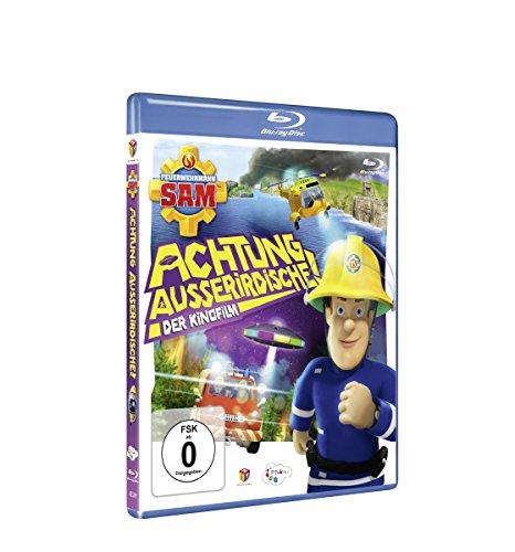 Feuerwehrmann Sam - Achtung Ausserirdische! (Kinofilm) [Blu-ray]