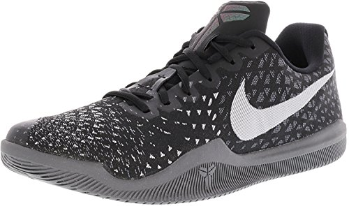 Nike Mens Kobe Mamba Instinct Basketball Shoes (12, Grey/Black-M)