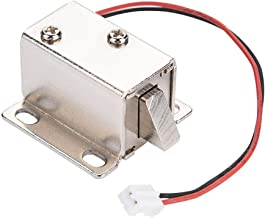 Mini Elektromagnetisch Slot DC12V Klein Intelligent Elektromagnetisch Slot 0.4A Mini Elektrisch Boutslot Toegangscontrole ...