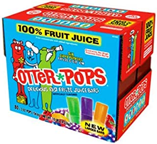 Otter Pops Juice, 80Count