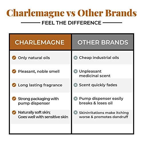 Charlemagne Bartöl -TESTSIEGER - Bartöl für die Bartpflege  Abbildung 3