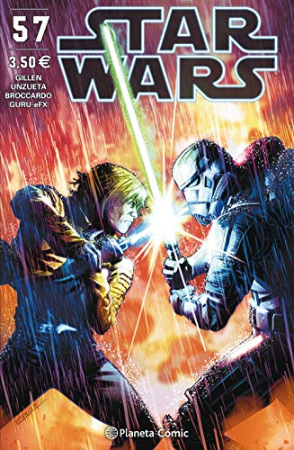 Star Wars nº 57/64 (Star Wars: Cómics Grapa Marvel)