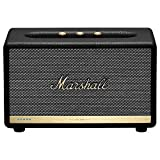Marshal lActon II Voice Speaker W/Google Assistant - Black