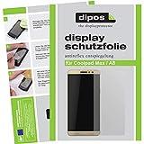 dipos I 6X Schutzfolie matt kompatibel mit Coolpad Max / A8 Folie Bildschirmschutzfolie