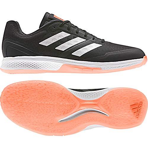 adidas Herren Counterblast Bounce Handballschuhe, Cblack Ftwwht Sorang, 47 1/3 EU