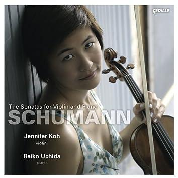 Schumann: Violin Sonatas Nos. 1-3