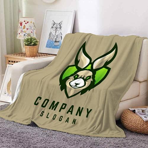 DRUDUN Manta cálida, manta de lana, suave y cómoda, no se decolora, ropa de cama, decoración...