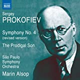 Prokofiev: Symphony No. 4 (revised 1947 version) & L'enfant prodigue (The Prodigal Son)