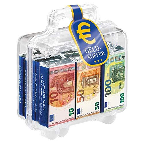 Confiserie Heidel Euro Köfferchen, 33 g