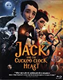 Jack And The Cuckoo-Clock Heart (Blu-Ray) (Region A) Brand New Factory Sealed