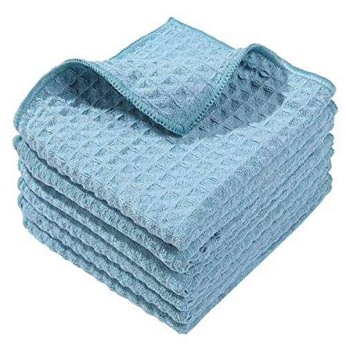 Top 10 Best Selling List for lake blue kitchen towels