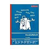 Herlitz Haushaltsbuch A5, 1 Stück, 40 Blatt