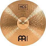 """Meinl Cymbals 20"""" Heavy Ride – HCS Traditional Finish Bronze for Drum Set, Made in Germany,..."""