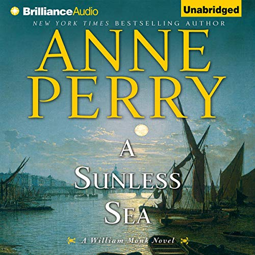 A Sunless Sea Audiobook By Anne Perry cover art