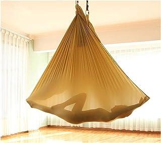 Aerial Yoga Hammock Premium Aerial Silk Yoga Swing Silk Fabric Aerial Flying Yoga Trapeze