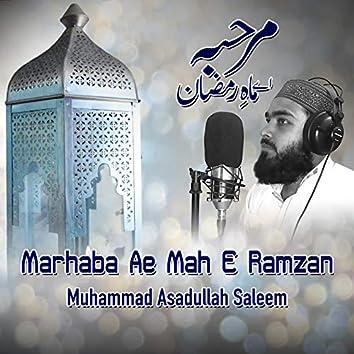 Marhaba Ae Mah E Ramzan - Single
