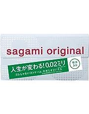 Sagami Original 002 condoom 12 stuks (Japan Import) [Gezondheid en schoonheid] (import uit Japan)