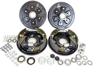Southwest Wheel 3,500 lbs. Trailer Axle Hydraulic Brake Kit 6-5.5 Bolt Circle