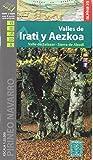 Valles de Irati y Aezkoa, Valle de Salazar y Sierra de Abodi. 1:25.000. Mapa excursionista. Editorial Alpina. (Editorial Alpina Alpina)