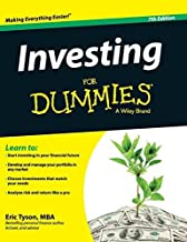 Investing for Dummies by Eric Tyson MBA (2015-07-13)