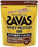 ザバス ホエイプロテイン100 チョコレート味 2,520g
