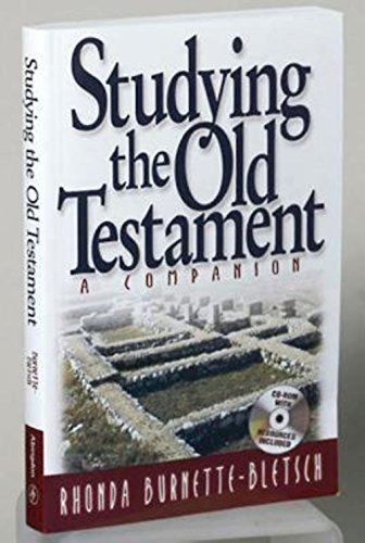 Studying the Old Testament: A Companion