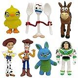 WENTS Toy Story 4 Pack de Aventuras de Woody y Perdigón, Juguetes niños Suministros Divertidos para ...