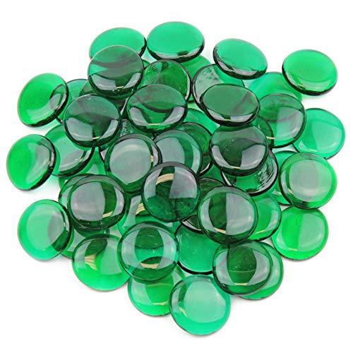 Gemnique X-Large Glass Gems - Emerald Green (48 oz.)