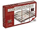 Cayro - Backgammon - Juego de razonamiento y Estrategia - Juego de Mesa Tradicional - Desarrollo de Habilidades cognitivas e inteligencias múltiples - Juego de Mesa (709)