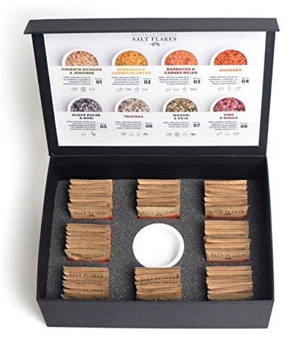 Salt Box: Sabores del Mundo
