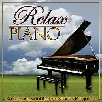 Relax Piano Con Sonidos Relajantes, Baladas Inolvidables