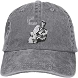 Photo de Yuanmeiju Breathable Casquette Stevie Ray Vaughan Sudore Unisex Adjustable Casquette de Baseball par