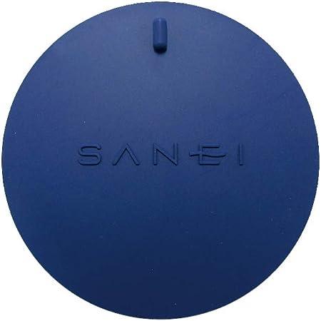 SANEI 排水口カバー 流し排水用 ぴたっとL シンクのフタ つけ置き洗いの水ため オキシ漬け 直径185mm 臭い止め PH6900-L