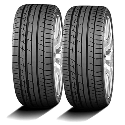 Set of 2 (TWO) Accelera Iota ST68 All-Season High Performance Radial Tires-255/55R20 255/55ZR20 255/55/20 255/55-20 110W Load Range XL 4-Ply BSW Black Side Wall