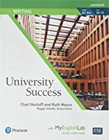 University Success (Writing) Advanced Student Book with MyEnglishLab