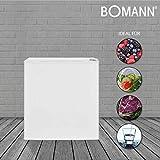 Bomann KB 340.1 Kühlbox 45 L, 99 kWh, stufenlose Temperatureinstellung, Abtauautomatik, weiß - 6