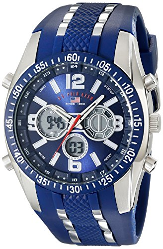 U.S. Polo Assn. Sport men's watch