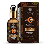 The Yogi Vitamin C Serum for face Whitening, Pigmentation, Glowing, Oily Skin, Acne