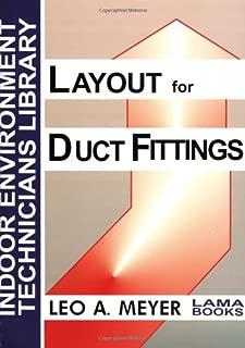 sheet metal duct layout